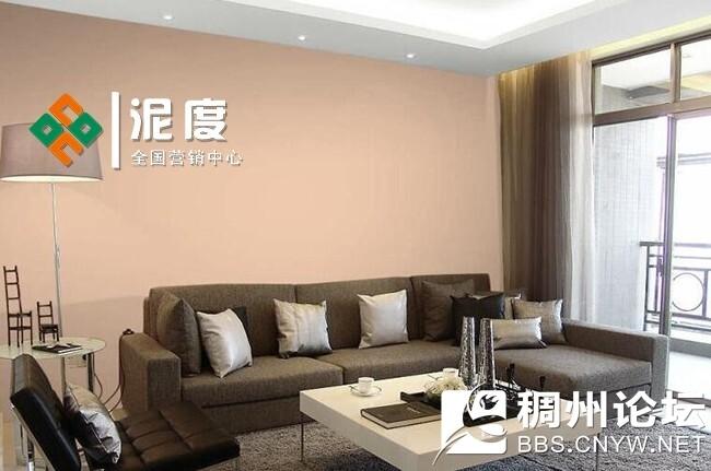 家装硅藻泥,颜色搭配很重要