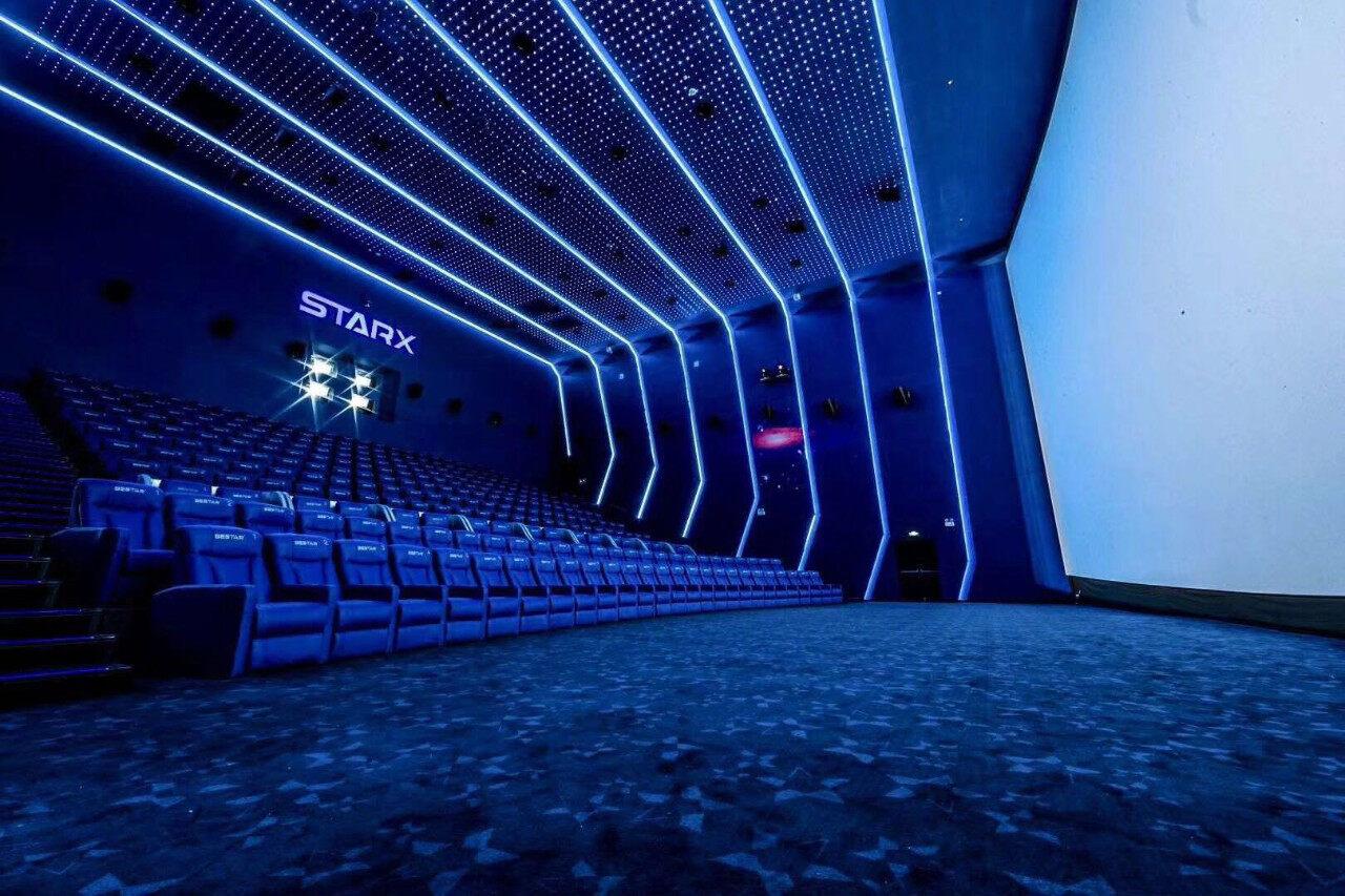 亚洲偷看影院_加上与亚洲最佳影院设计团队合作的主题式影院设计呈现集电影放映