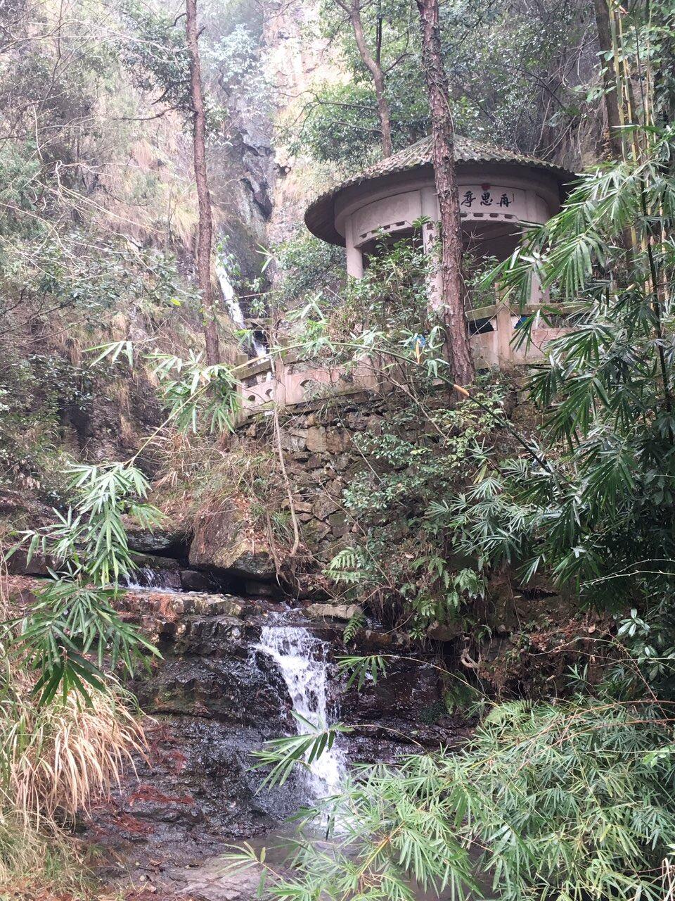 社姆山风景区