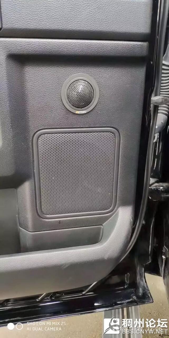 8,德国伊顿POW172.2两分频套装高音单元安装效果.jpg